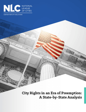 City Rights in an Era of Preemption: A State-by-State Analysis