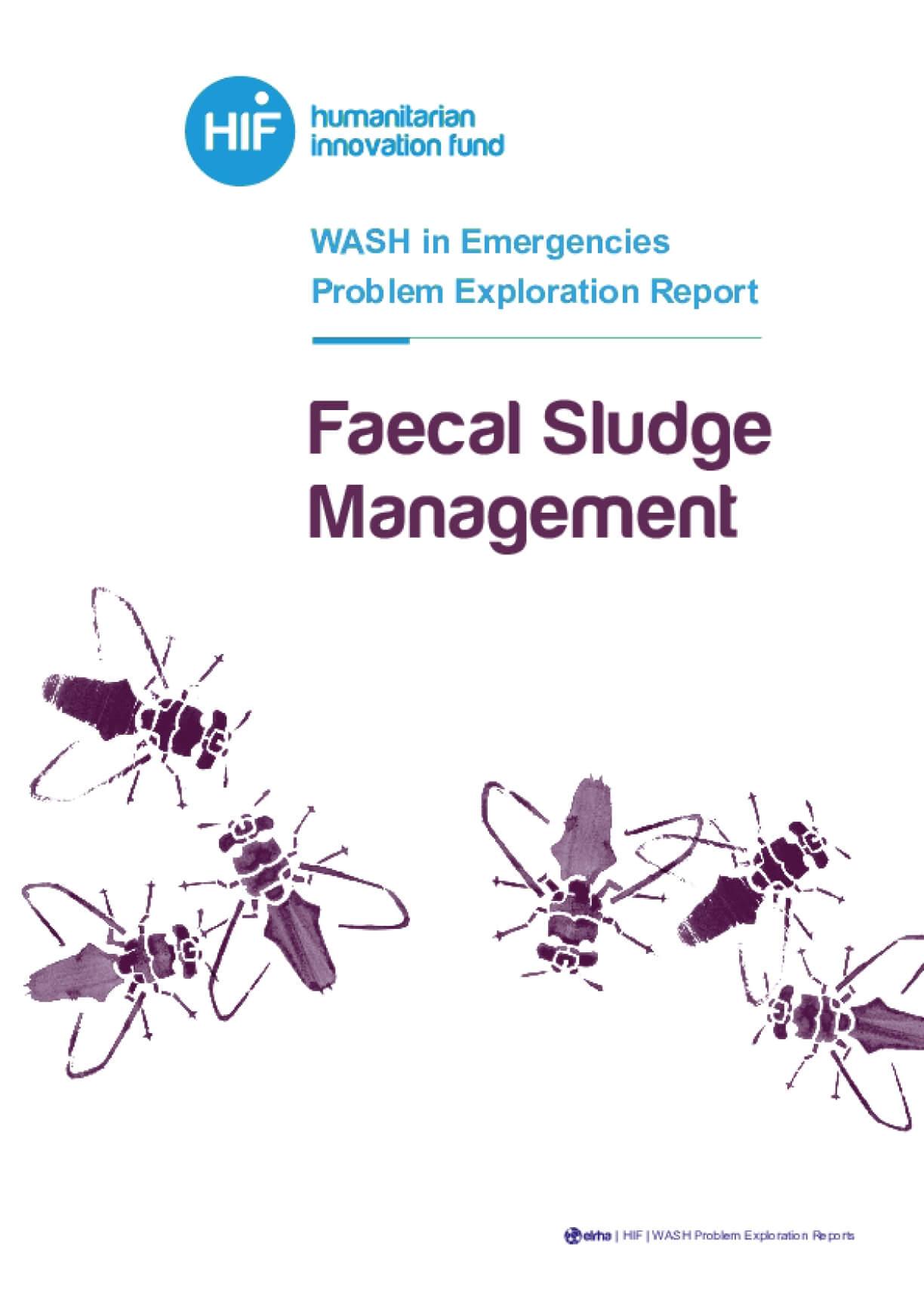 Faecal Sludge Management