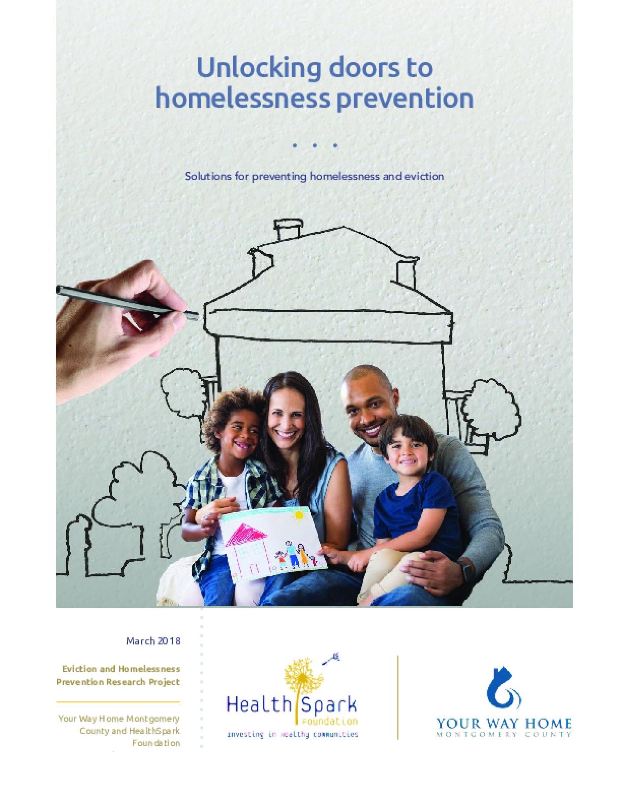 Unlocking Doors to Homelessness Prevention