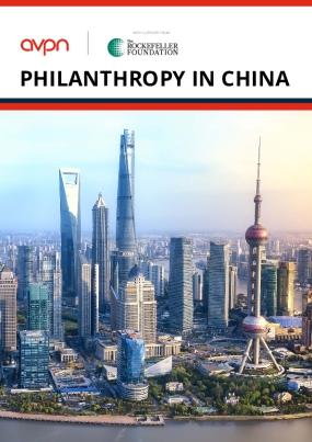 Philanthropy in China