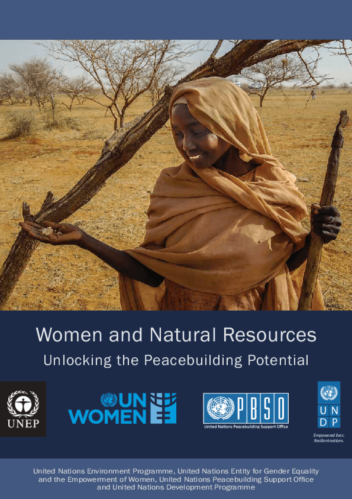 Women and Natural Resources Unlocking the Peacebuilding Potential