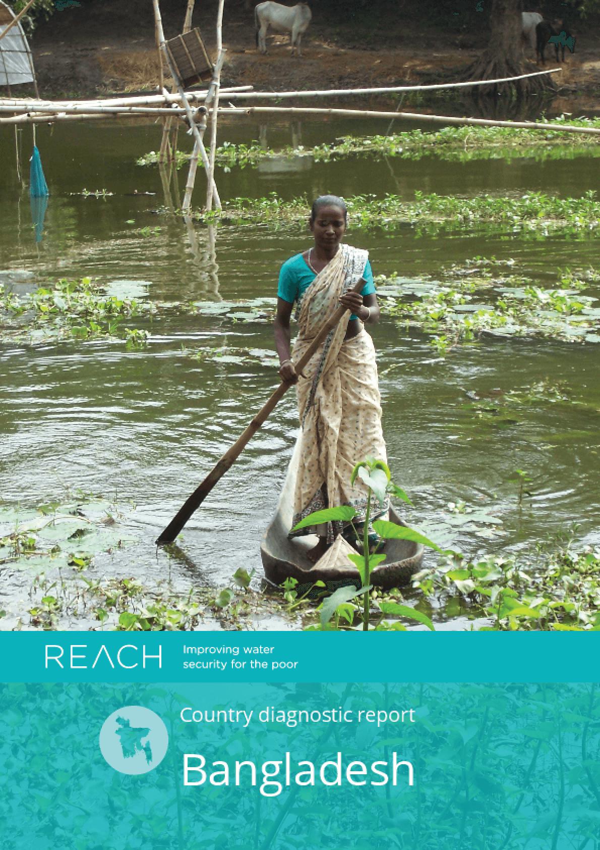 REACH Country Diagnostic Report, Bangladesh