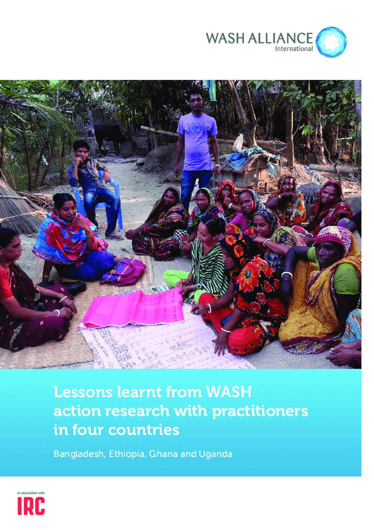 Lessons Learnt From WASH Action Research With Practitioners in Four Countries