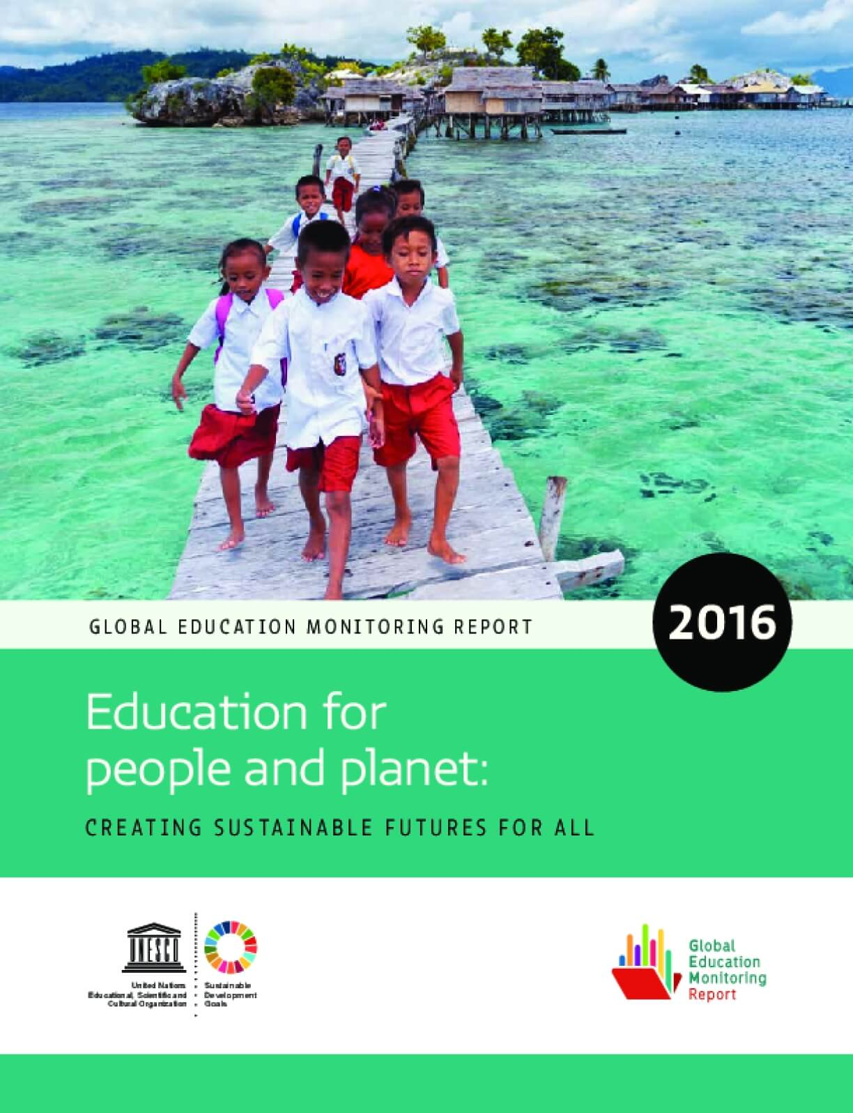 Education for People and Planet: Creating Sustainable Futures for All
