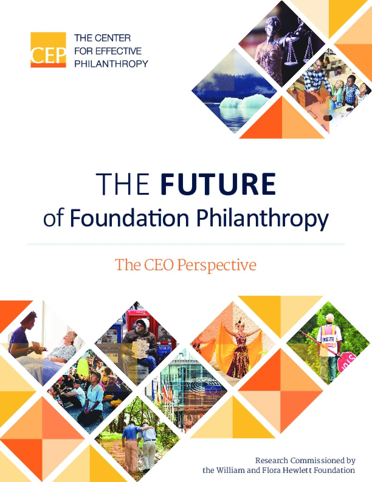 The Future of Foundation Philanthropy: The CEO Perspective