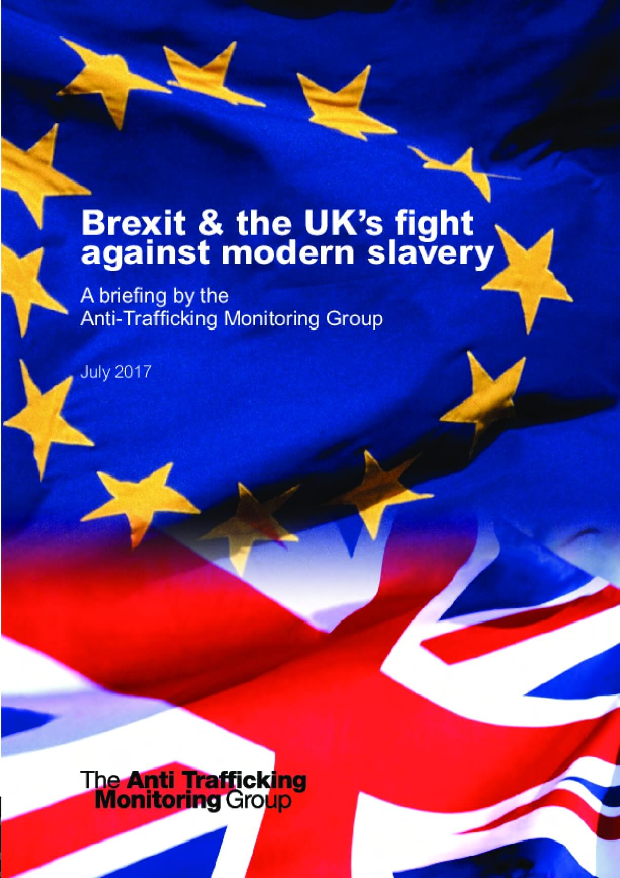 Brexit & the UK's Fight  Against Modern Slavery