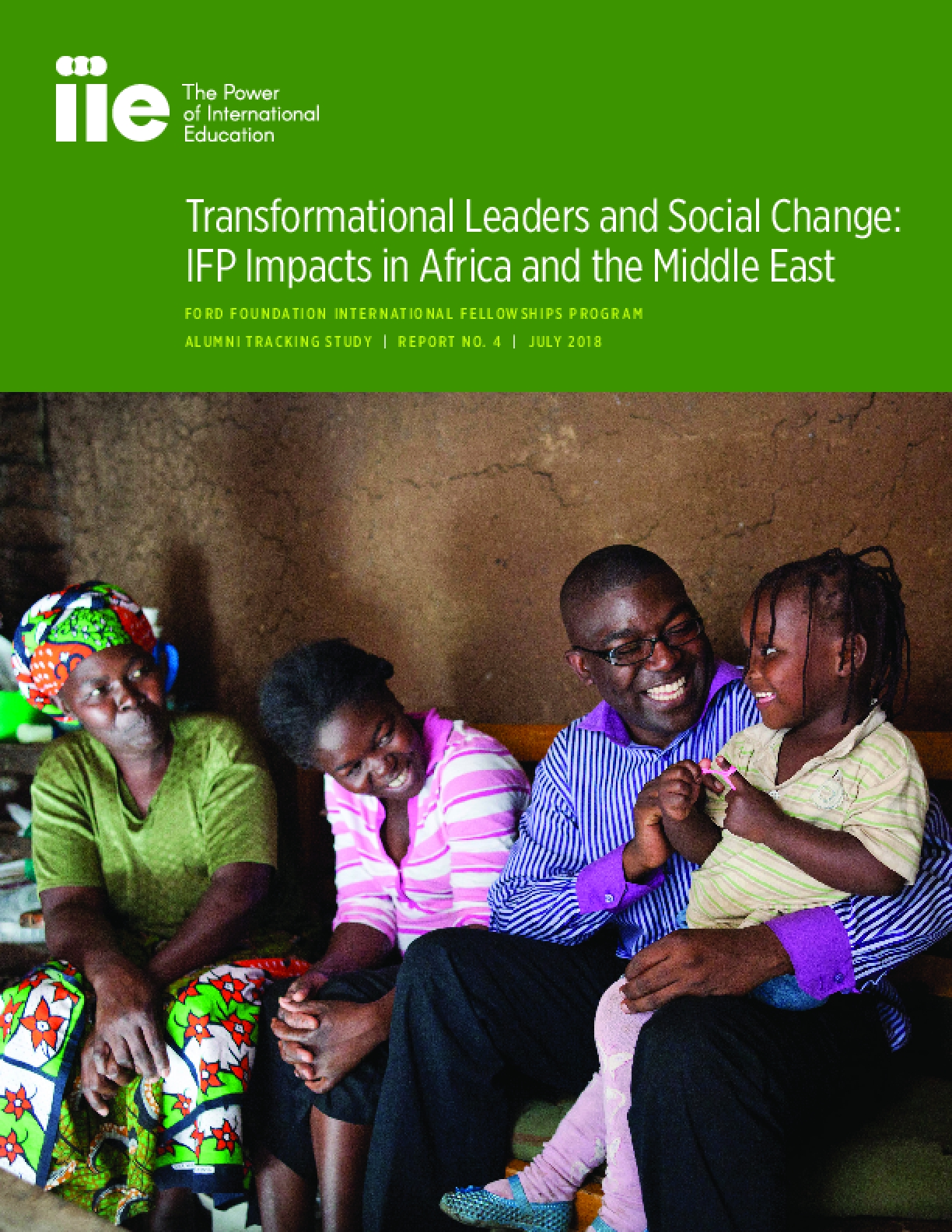 Transformational Leaders and Social Change: IFP Impacts in Africa and the Middle East