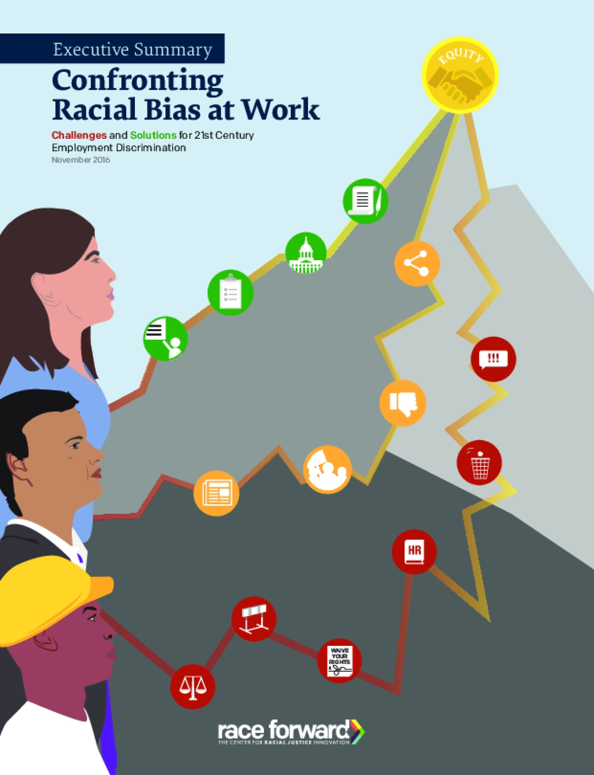 Confronting Racial Bias at Work (Executive Summary)