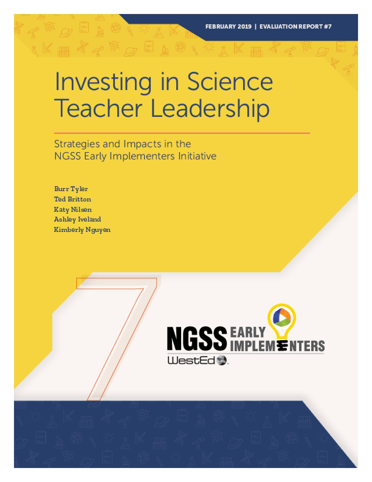 Investing in Science Teacher Leadership: Strategies and Impacts in the NGSS Early Implementers Initiative
