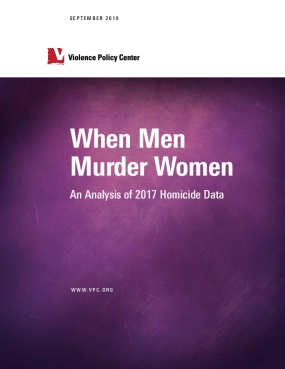 When Men Murder Women: An Analysis of 2017 Homicide Data