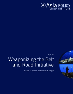 Weaponizing the Belt and Road Initiative