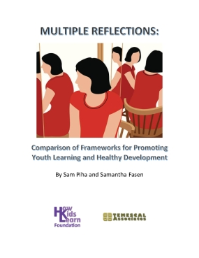 Multiple Reflections: Comparison of Frameworks for Promoting Youth Learning and Healthy Development
