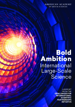 Bold Ambition: International Large-Scale Science