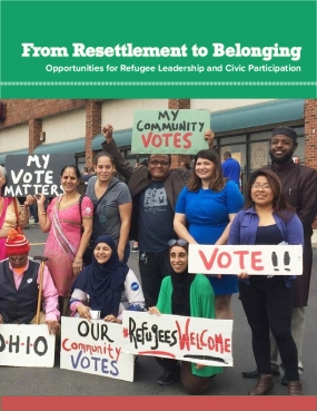 From Resettlement to Belonging: Opportunities for Refugee Leadership and Civic Participation