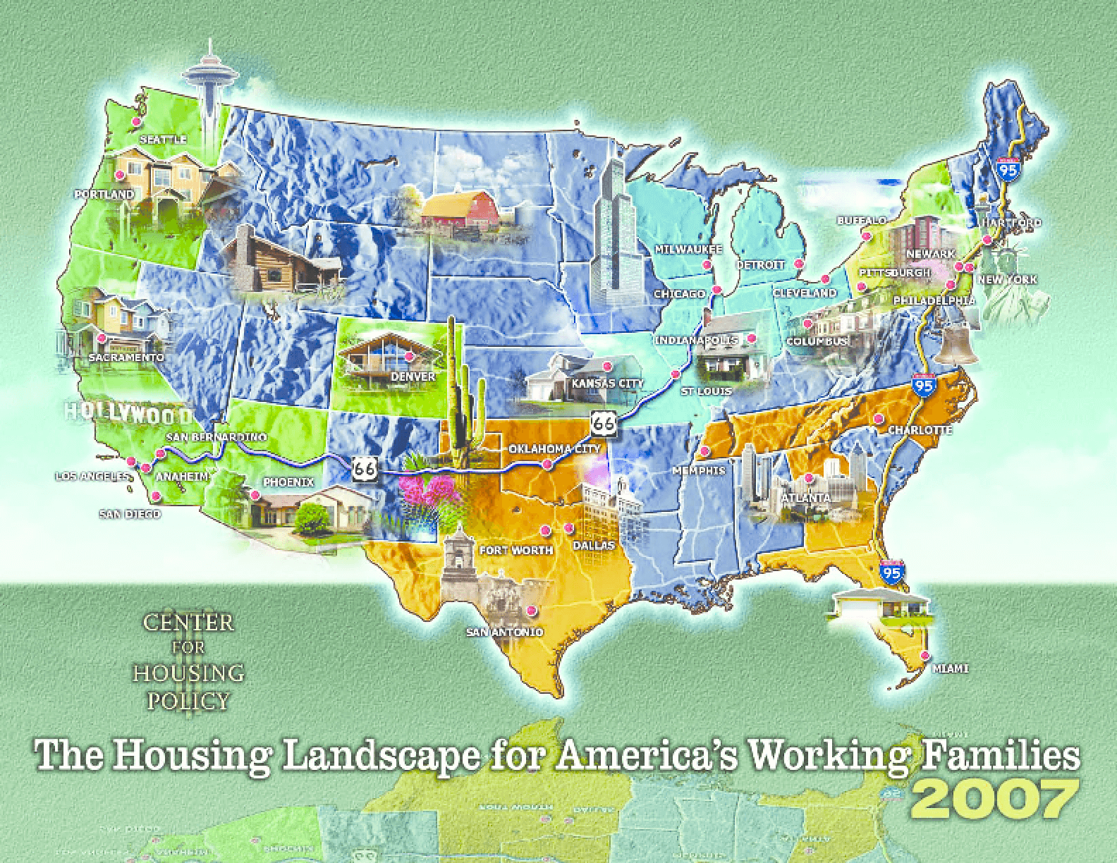 Housing Landscape for America's Working Families: 2007